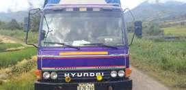 Vendo camión Hyundai conservado