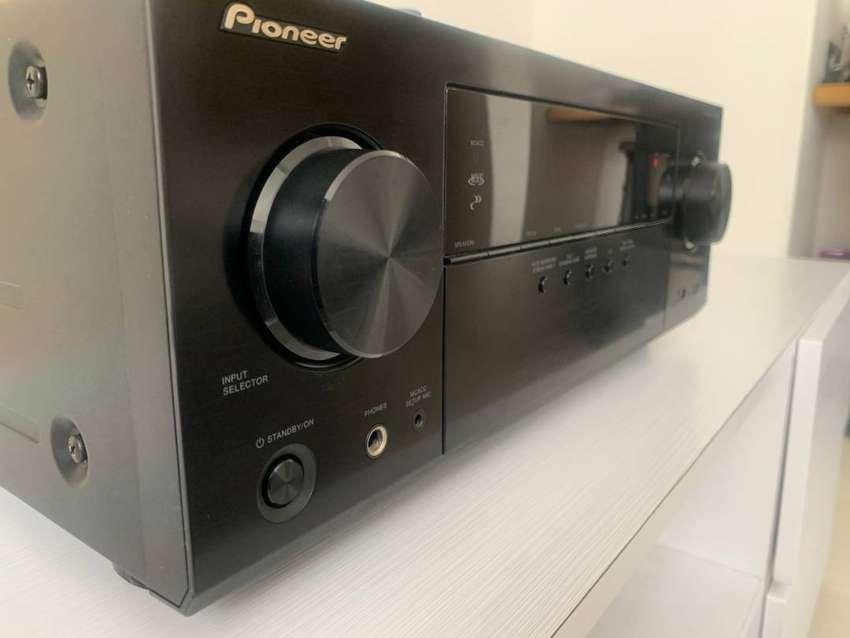 AMPLIFICADOR RECEPTOR PIONEER VSX-824, 5.2 CANALES, 3D Y 4K, WIRELESS AIRPLAY, DOLBY TRUEHD DTS (NO CAMBIOS)