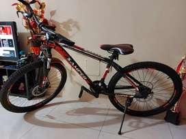 Bicicleta Samper Aro 26 Comp. Shimano
