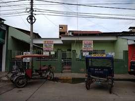 Se vende 2 propiedades de 495 mt2 jr. cabo Alberto levau#339 Tarapoto y de 914 Mt2 y/o jr. Primero de abril  318 B.Shil