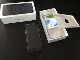 Iphone 6 nuevo semana de uso