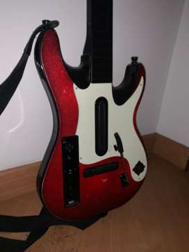 Guitarra nintendo wii GUITAR HERO 5