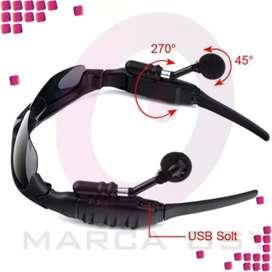 Gafas con Bluetooth incorporado