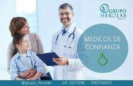 Requerimos MEDICO