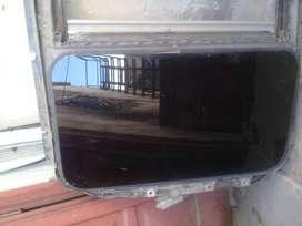 vidrio techo bora