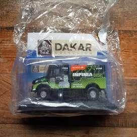 Colección  del Dakar camión iveco