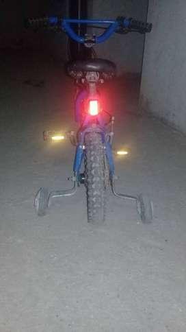 Super bici reforzada de nño BMX