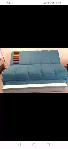 Sofá cama con Nido
