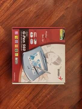 Tableta para dibujar G-Pen 560