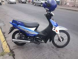 VENDO IMPECABLE GILERA 2019