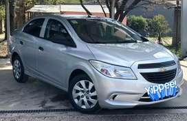 Chevrolet prisma joy LT mod19 nafta solo 45 mil km papeles en regla libre deuda informe de dominio recibo dólares