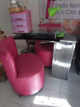 Manicure - muebles para manicura