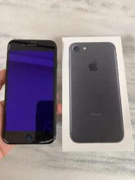 Iphone 7 buen estado 128gb con caja