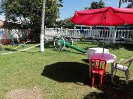 Alquiler de finca vacacional ubicada en Chinauta y al mejor precio!