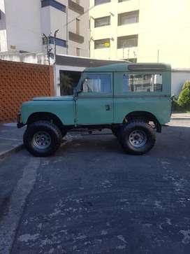Land Rover Inglés