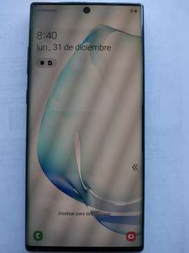 Samsung Note 10 Plus impecable (Sta Ana)