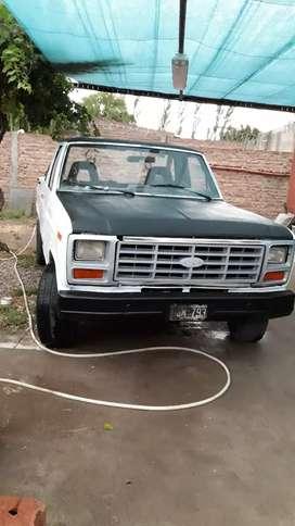 Vendo ford f100 mdl 83 con perkin 4 potenciado