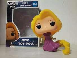 Muñeca Pop Rapunzel