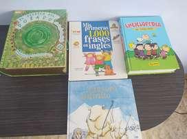 conjunto de Libros para niños