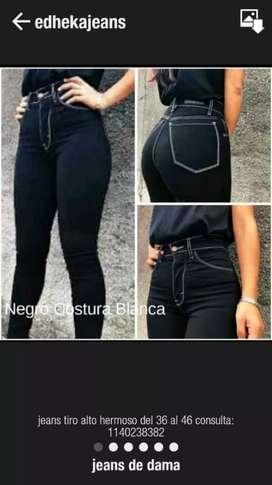 Jeans disponibles