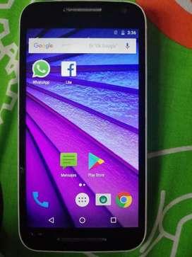 Vendo Motorola Moto G3