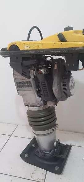 Wacker neuson seminuevo modelo BS602I