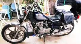 Kawasaki en500 exelente estado!!