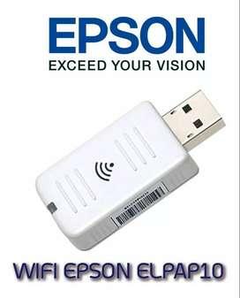 ELPAP10 proyector lan inalámbrico USB