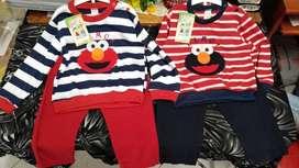 lote de ropa para bebe entre 0 a 3 meses