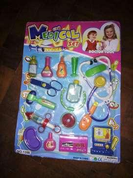 Medical Set  para Niñas