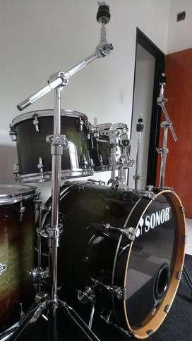 Vendo batería Sonor Select Force (Maple).