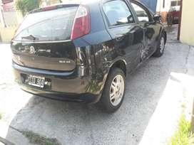 Fiat Punto dado de baja con 04