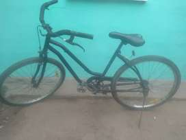 Vendo bicicleta rodado 26 perfecto estado