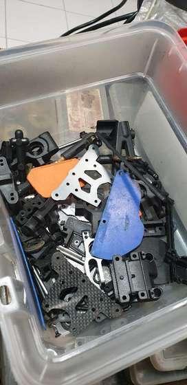 Repuestos para Mugen Mbx5 Buggy