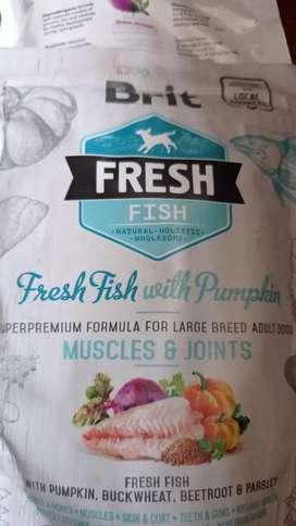 Brit Fresh fish de 2.5 kg