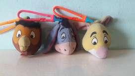 Art 455 Winnie The Pooh Peluches Mc Donalds