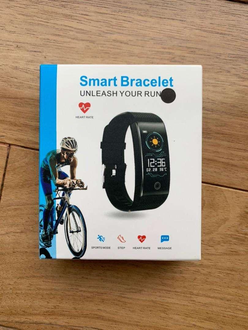 Reloj inteligente smart watch unleash your run 0