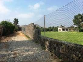 Vendo Terreno Pachacamac At: 4.800 M2 .