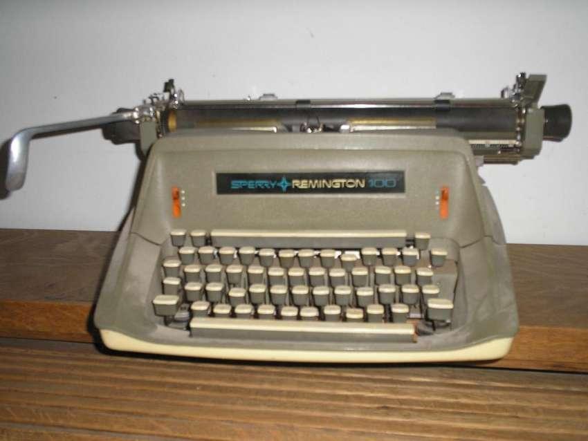 maquina de escribir REMINGTON 100 Sperry 0