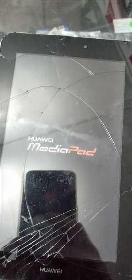 Tablet huawey repuestos placa funciona