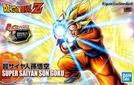 FIGURE RISE STANDARD SUPER SAIYAN SON GOKU RENEWAL VERSION