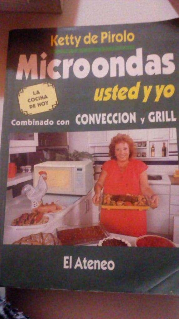 Microondas, usted y yo de Ketty de Pirolo