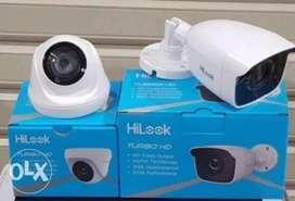 Equipo de CCTV Instalación Cámaras Seguridad