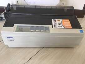 Impresora Epson LX 300+II