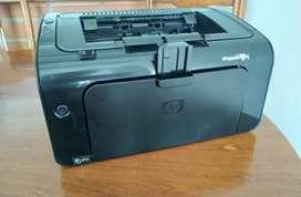 Impresora HPlaserjet P1102W