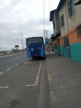 Bus de línea 35 SIN DEUDA