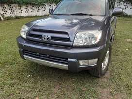 Vendo runner 2003 limited 4x2