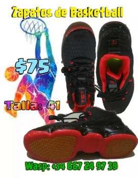 Zapatos de baloncesto hitmars europeos