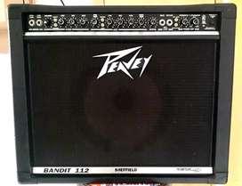 Amplificador Peavey Bandit 112 Sheffield 80 Watts