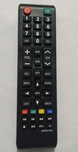 Control para TV Esclusiv